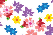 vector pattern flowers